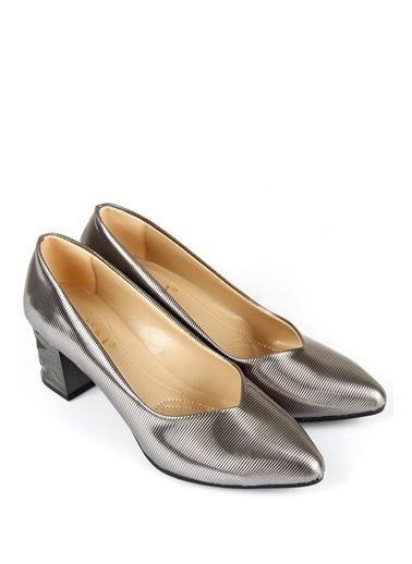 G.Ö.N. Ayakkabı Gümüş